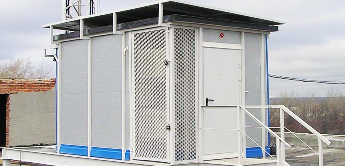 блок-контейнер связи
