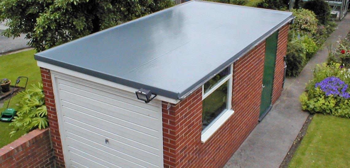 крыши для бытовки