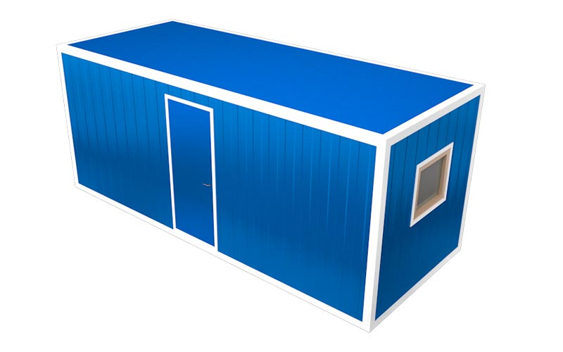 Блок-контейнер БК-10 (распашонка)